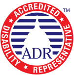 Accredited Disability Representative